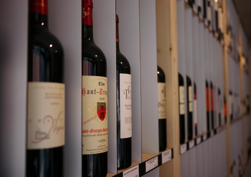 Vin Rouge Limoges